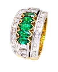 rings colored stones images Colored stones rings collections ella gafter jpg
