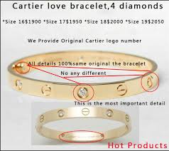 bracelet love price images Why are cartier love bracelets so popular are they a good
