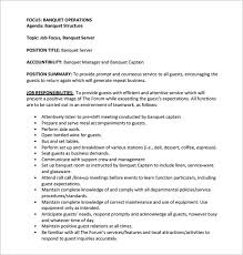 Server Job Description Resume Sample Waiter Job Description Sample Waiter Bartender Job Description