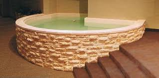 baptism pools baptistry pool single entry item r1 southeast church supply