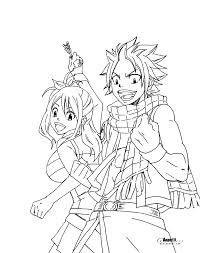 fairy tail coloring pages anime coloringstar