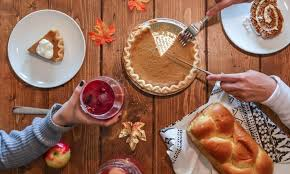 what is the most popular thanksgiving dish by state across