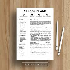 template cover letter cv 4 page professional resume template a4 and us letter cv