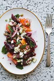 20 fresh vibrant salads for thanksgiving dinner the salad
