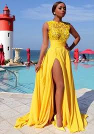 yellow dresses for weddings 42 best bonang images on bee casual and
