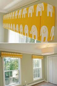 Diy Nursery Curtains Adorable Diy Curtains