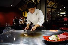 restaurant japonais cuisine devant vous kamome le restaurant japonais de l hôtel mövenpick ève le
