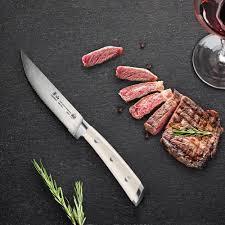 cangshan s1 series 1020366 german steel forged 4 piece steak knife