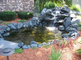 Backyard Ponds And Fountains Wonderful Garden Ponds And Waterfalls Small Outdoor Waterfall