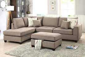 Chaise Lounge Sectional Extraordinary Sectional With Ottoman And Chaise Chaise Lounge