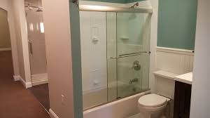 frameless glass shower doors custom shower enclosures maryland