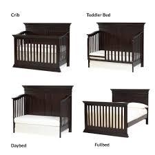 baby cache vienna 4 in 1 convertible crib espresso babies
