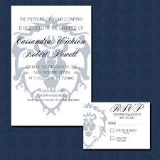 customized wedding invitations world of warcraft alliance inspired digital wedding invitation and