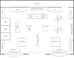 clothing store floor plan layout clothing boutique floor plan design portfolio pinterest