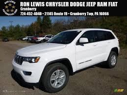 white jeep 2017 2017 bright white jeep grand cherokee laredo e 4x4 116846929
