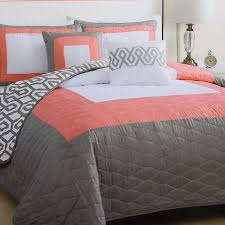 Coral Aqua Bedroom Nursery Beddings Navy Coral And Grey Bedding Together With Coral