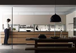 kitchen modern industrial style italian kitchens design with
