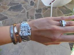 cartier watches bracelet images Cartier love bracelet and watch together opinions please 14379