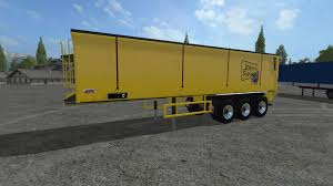 Seeking Trailer Fr Trailer Pack For Joran Farm V2 0 For Fs 2017 Farming Simulator