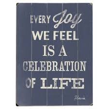 every we feel is a celebration of quotes