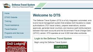 defense travel system images Joint base andrews reminded to update dts information gt joint base JPG