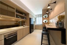 Wet Kitchen Design by Sunway Cassia Semi D Malaysia Properties Sunway Property