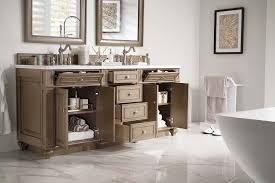 Walnut Bathroom Vanity by 72