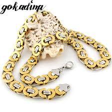 aliexpress buy gokadima 2017 new arrivals jewellery aliexpress buy gokadima mens stainless steel necklaces