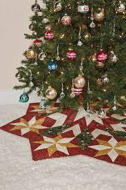 felt tree skirt kit lights decoration