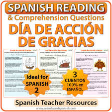 thanksgiving reading passages and worksheets by