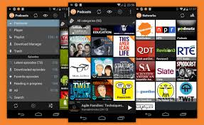 podcasts on android best podcast app for android