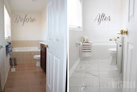 Can You Paint Bathroom Tile In The Shower Yes You Really Can Paint Tiles Rust Oleum Tile Transformations