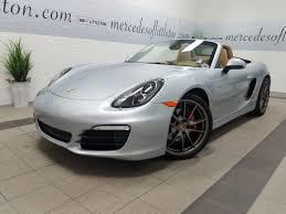 Porsche Boxster S 2016 - 2016 porsche boxster s for sale 42 used cars from 48 638