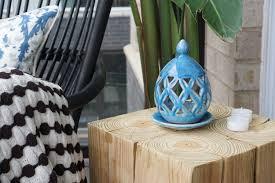 Diy Side Table Timber Side Table Diy Francois Et Moi