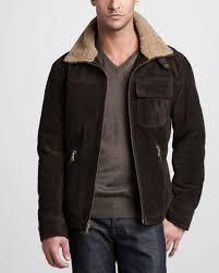 ugg australia jackets sale ugg australia belfast suede bomber jacket