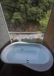 house planet masato sekiya designs weekend house that balances above a cliff edge