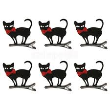 online buy wholesale kids black cat halloween costume from china
