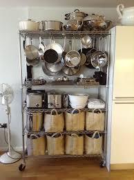 creative of kitchen racks and storage best 25 bakers rack kitchen