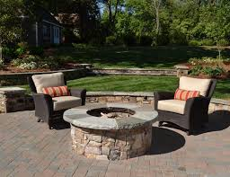 Fire Pit Liner by Fire Pit Recommended Outdoor Fire Pit Sets Design Round
