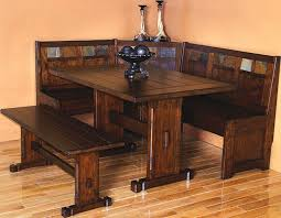 Booth Style Dining Table Set Booth Dining Room Table Sets Booth - Pub style dining room table