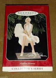 vintage 1991 new marilyn enesco hanging ornament