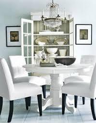 Ikea White Pedestal Table Ingatorp Extendable Table White Mesas Kitchens And House