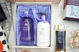 molton brown archives thou shalt not covet another one of my favourite brands for gifting is molton brown and their new exquisite vanilla violet flower shower gel lotion gift set 45 00 at