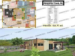 plan de maison de plain pied avec 4 chambres catalogue en ligne de plans et modèles de maisons individuelles en