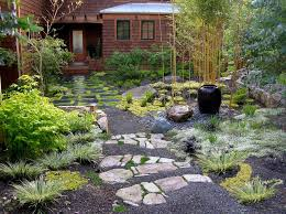 Shady Backyard Landscaping Ideas Backyard Shade Garden Ideas Landscaping Ideas For Shady