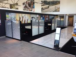 mercedes showroom interior a history of success cpm wt partnership integrated professional