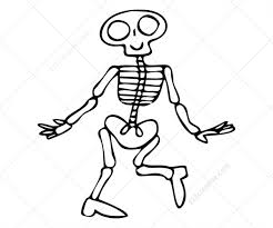skeleton cartoon free download clip art free clip art on