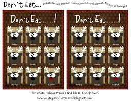prepared not scared don u0027t eat create a snowman page and
