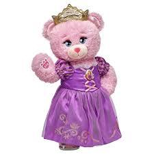 princess rapunzel disney princess inspired bear