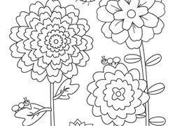 garden coloring pages u0026 printables education